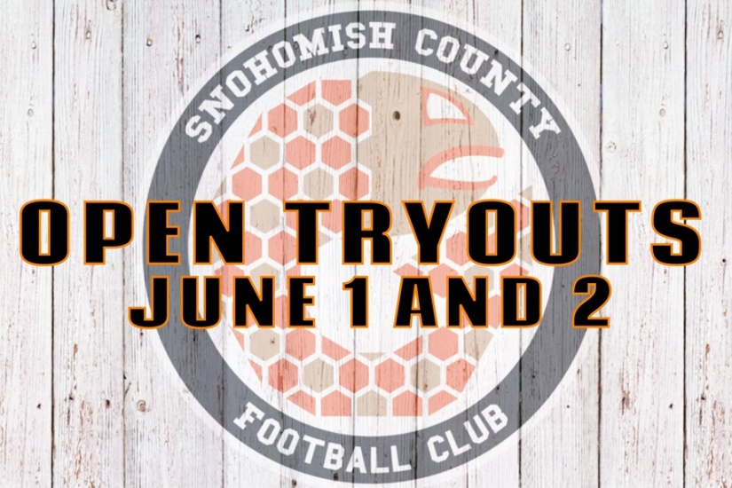 Steelheads FC Open Tryouts June 1 & 2 at Lakewood High School Stadium