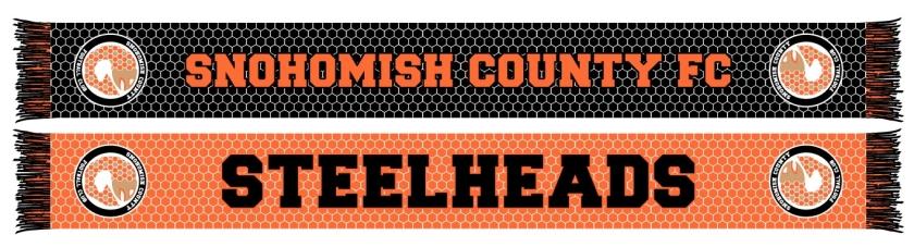 Snohomish Steelheads - B Designs 1-5
