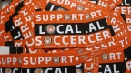 "Steelheads' ""Support Local Soccer"" stickers have grass roots in Arkansas"