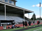 Scouting Everett's Goddard Stadium as a possible home for the Steelheads