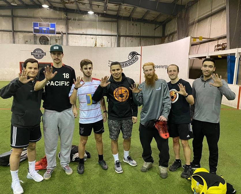 Kyle Aure, Devin Shull, Blake Camilleri, Andrew Escalante, John Troka, Gunnar Stohl, Rio Alcorta.